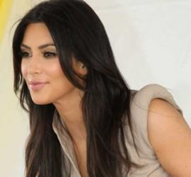 Beautiful Kim Kardashian Nice Photo