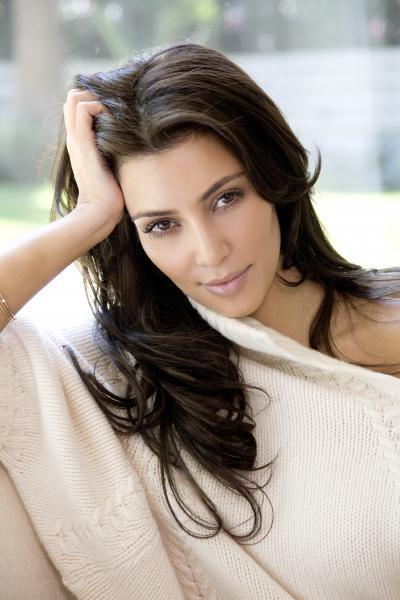 Kim Kardashian Sizzling Sweet Pic