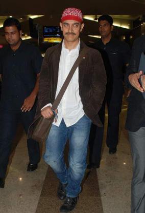 Aamir Khan Cute Look Photo
