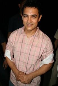 Aamir Khan Cute Smile Photo