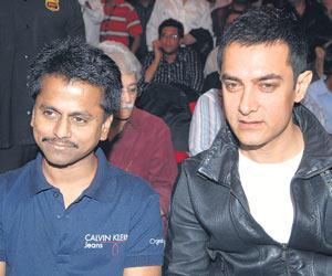 Aamir Khan Stunning face Look Still