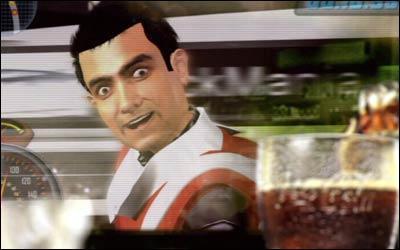 Animated Aamir Khan Still