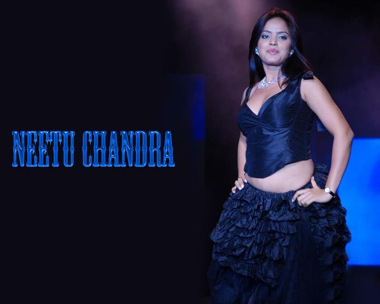 Neetu Chandra Glamour LookWallpaper