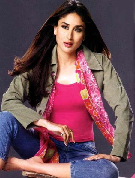 Kareena Kapoor Rocking Face Look Images
