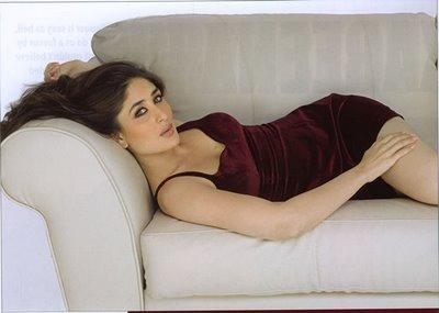Kareena Kapoor Spicy Pose Photo Shoot