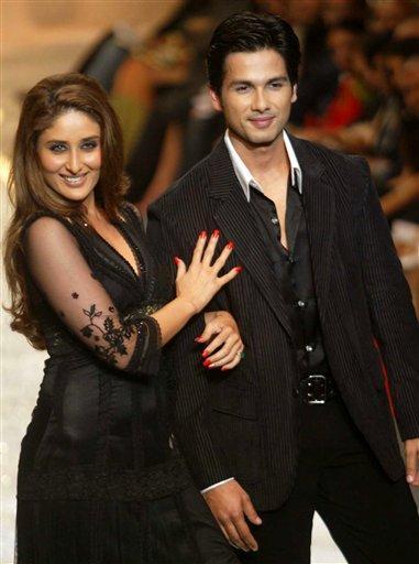 Kareena Kapoor Walk With Shahid