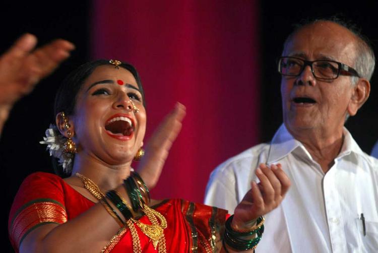 Vidya Balan Smiling Pic