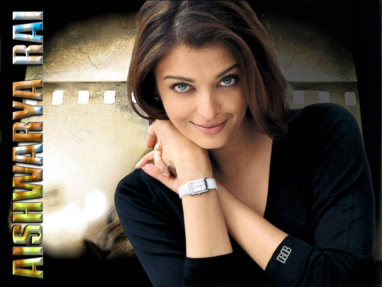 Sexy Eyes Beauty Aishwarya Rai Wallpaper
