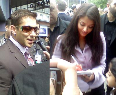 Salman Khan And Aishwarya Rai Bachchan Photo