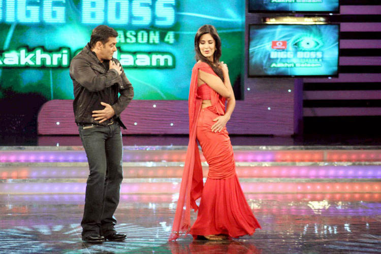 Salman Khan And Katrina Kaif Dancing Pic
