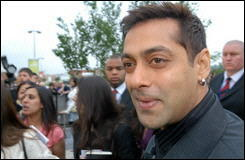 Salman Khan Close Up Pic