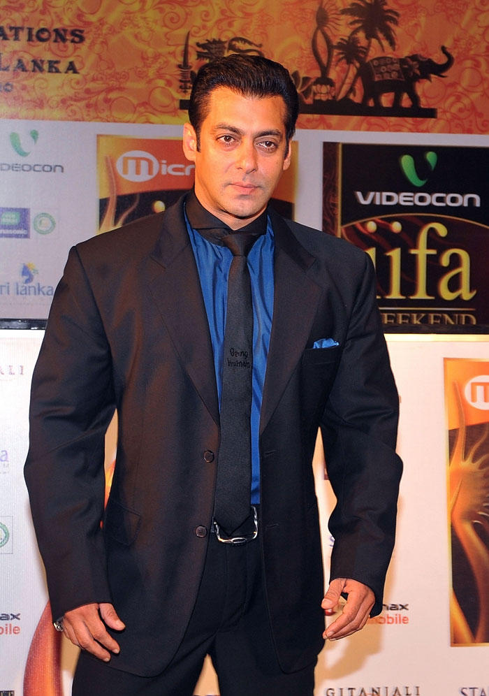 Salman Khan At IIFA Award