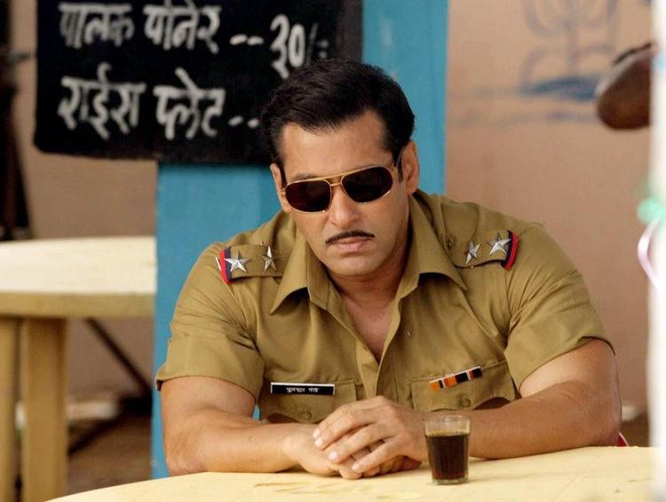 Salman Khan at Serial Laagi Tujhse Lagan