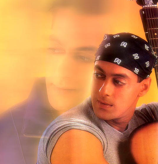 Salman Khan Stunning Face Look Photo