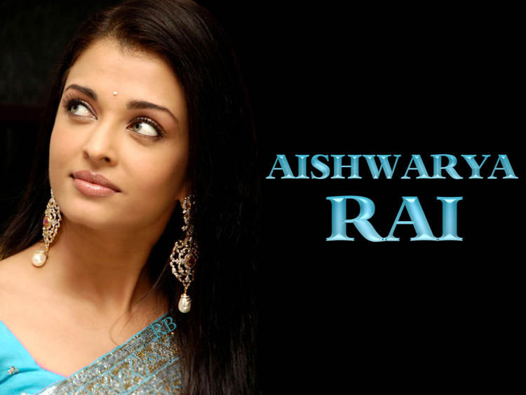 Aishwarya Rai Cute face look Wallpaper