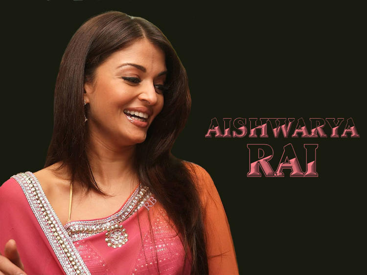 Sexiest Actress Aishwarya Rai Wallpaper