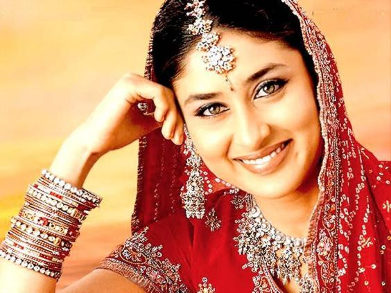 Kareena Kapoor  Beautiful Bridal Look Pic