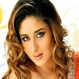 Kareena Kapoor  Hot Sexy Eyes Look Still In Curly Hair