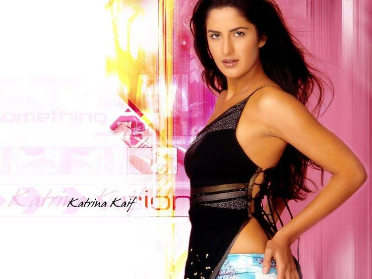 Katrina Kaif Rocking look Wallpaper