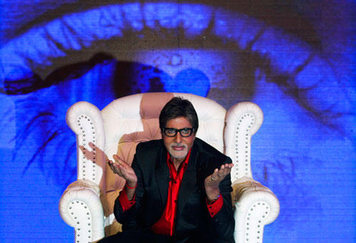 Amitabh Bachchan Launches Big Boss Season 3