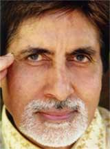 Good Looking Amitabh Bachchan Still