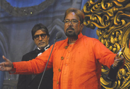 Rajesh Khanna  and Amitabh Latest Pic