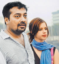 Anurag Kashyap and Kalki Latest Pic