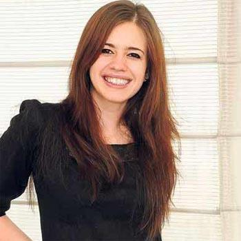 Kalki Koechlin Smiling Look Photo