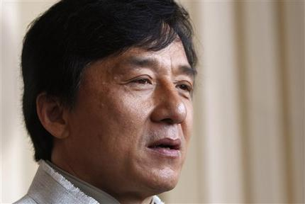 Chinese Mega Star Jackie Chan Photo