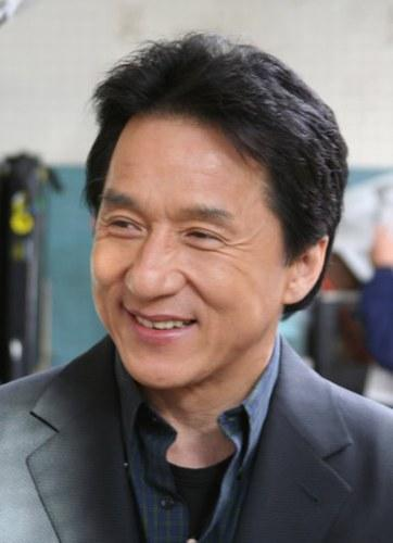 Chinese Super Star Jackie Chan Photo