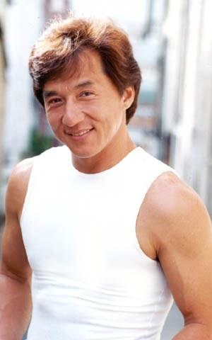 Jackie Chan Beauty Still