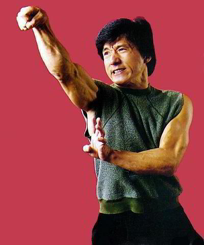 Jackie Chan Kung Fu Latest Still