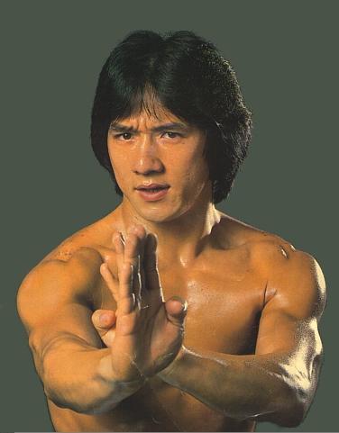 Jackie Chan Kung Fu Still