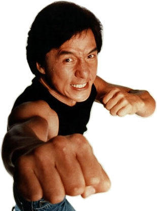 Super Star Jackie Chan Kung Fu Pic