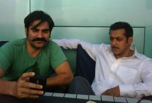 Salman With Brother Arbaaz Khan Nice Photo