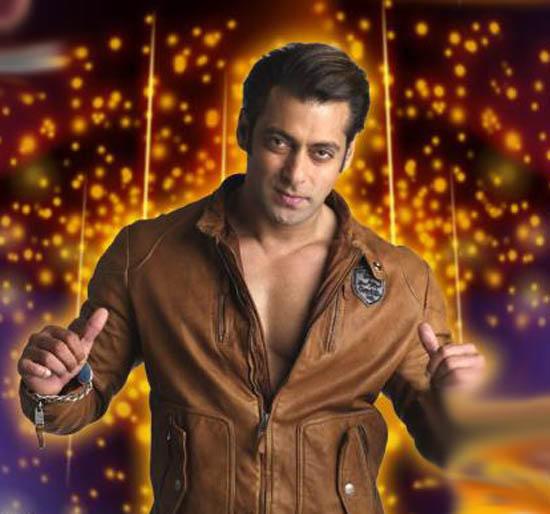 Salman Khan Fresh Look Pic