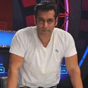Salman Khan White Shirt Fresh Look Pic