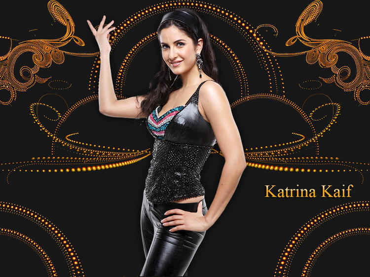 Stylist Katrina Kaif Wallpaper