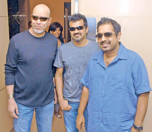 Shankar Mahadevan,Loy and Ehsaan Support World No Tobacco