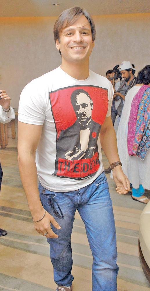 Vivek Oberoi Proud To Be Tobacco Free