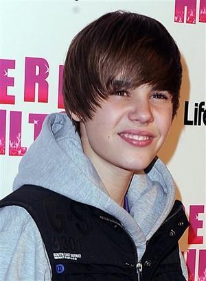 Cute Photo Of Justin Bieber