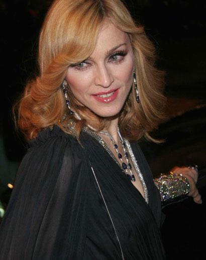 Madonna Nice Look Pic