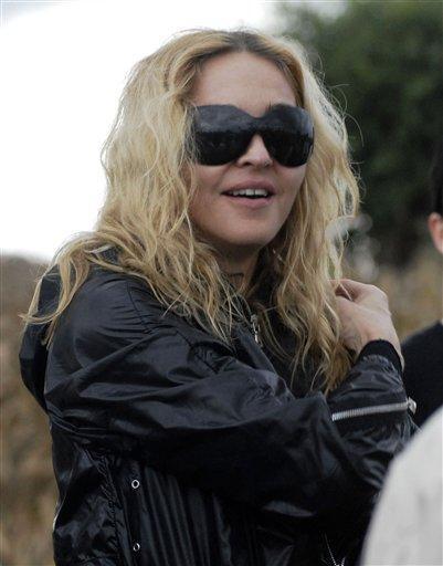 US Singer  Madonna Stunning Pic