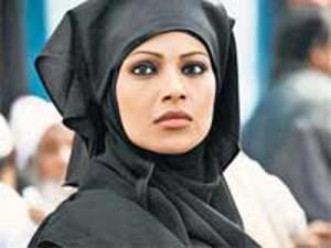 Bipasha Basu Hot Look In Burkha