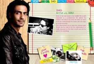 Arjun Rampal Nice look Wallpaper