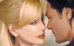 Nicole and Arjun Hot Still