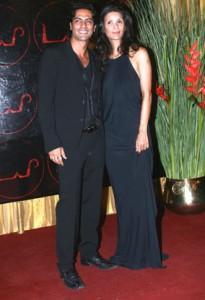 Sexiest Couple Arjun and Meherl Still