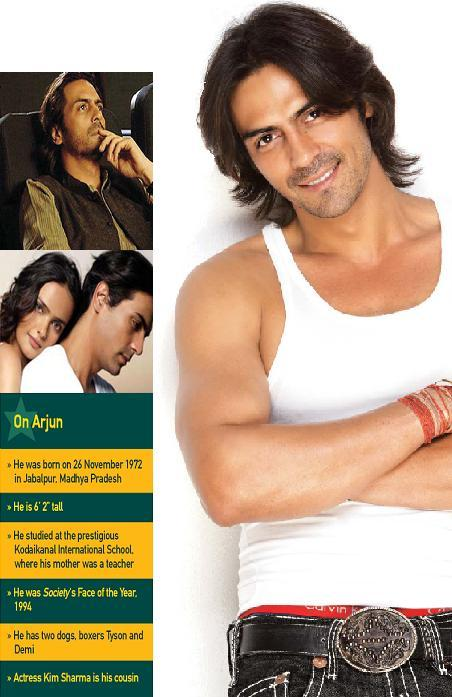 Star Of Bollywood Arjun Rampal Pic