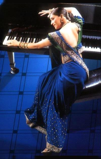 Dancing Queen Madhuri Dixit Still Om A Piano