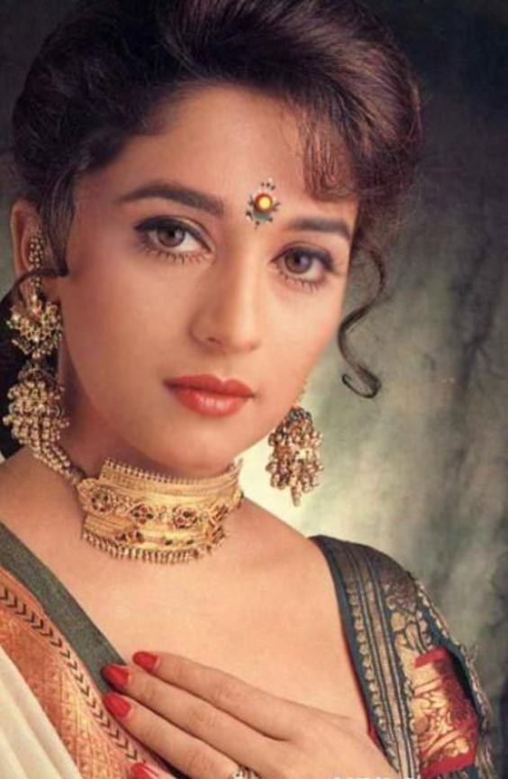 Madhuri Dixit Cool and Nice Look Still